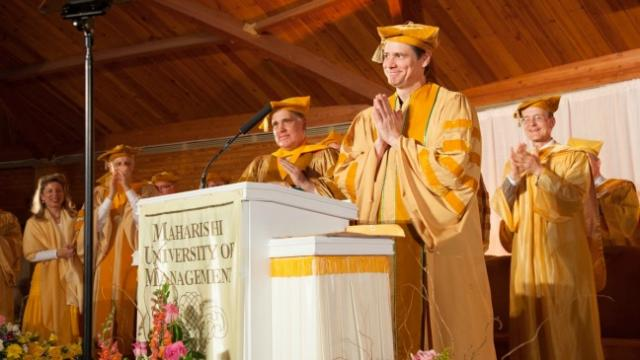 Jim Carrey commencement speech